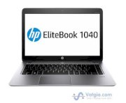 HP EliteBook Folio 1040 G1 (F1N10ET) (Intel Core i7-4600U 2.1GHz, 8GB RAM, 256GB SSD, VGA Intel HD Graphics 4400, 14 inch, Windows 7 Professional 64 bit)