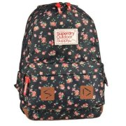Superdry Silicone Montana Backpack Flower G91000DNF1