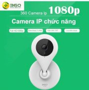 Camera IP 360 Security Full HD 1080P Night Edition