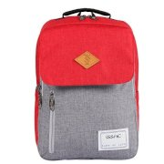 Balo nữ Simplecarry Issac2 Red/Grey