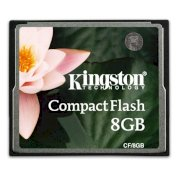 Thẻ nhớ Kingston CompactFlash CF/8GB
