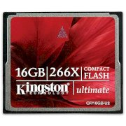 Thẻ nhớ Kingston CompactFlash CF/16GB-U2