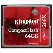 Thẻ nhớ Kingston CompactFlash CF/64GB-U2