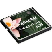 Thẻ nhớ Kingston CompactFlash CF/4GB