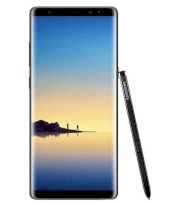 Samsung Galaxy Note 8 128GB Midnight Black - USA/China