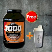 QNT 3000 Muscle Mass Protein 4,5Kg