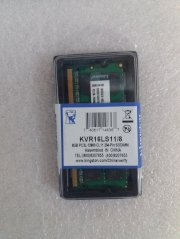 Ram Laptop Kingston DDR3L 8GB Bus 1600Mhz PC3L 12800 1.35V