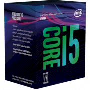 CPU Intel Core i5-8400 2.8Ghz Turbo Up to 4Ghz / 9MB / 6 Cores, 6 Threads / Socket 1151 v2 (Coffee Lake )
