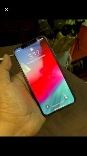 Iphone X 64GB hàng Singapore fullbox like new