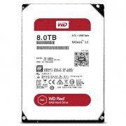Ổ cứng HDD Western Red 8TB SATA3 5400rpm