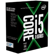 CPU Intel Core i5 - 7640X 4.0 GHz Turbo 4.2 GHz / 6MB / 4 Cores, 4 Threads / socket 2066