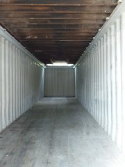 Container Asean 40F DC Opentop cũ