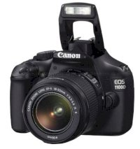 Canon Eos 1100D (Kiss X50 / Rebel T3 ) (Ef-S 18-55Mm F3.5-5.6 Is) Lens Kit