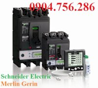 Aptomat Mccb Compact Nsx100/160/250, Compact Nsx400/630 Schneider Electric - Mer