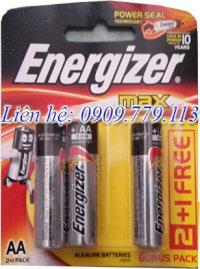 Pin Aaa Energizer E92/bp2+1