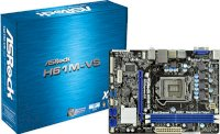 Main Asrock H61-Vs