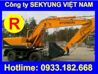 Bán Máy Xúc Đào Hyundai R220Lc-9S, R210W-9S, R60W-9S, R300Lc-9S, R330Lc-9S, R140