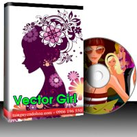 Dvd Vector Girl