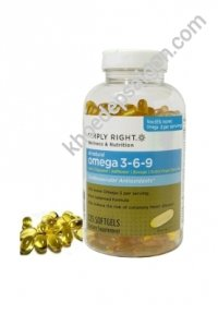 Omega 3-6-9 Simply Right 325Vien