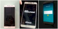 Samsung Galaxy Note 5 Đài Loan Gold