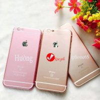 Ốp Giả 6S Rosegold Iphone 6G