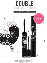 Mascara 2 Đầu Double Long Lash Shaper - Too Cool For School Giá 79K,85K,87K