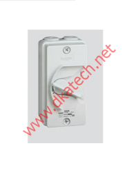 Cầu Dao Cách Ly Hager Jg220In