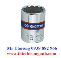 "Đầu Tuýp 1/4"" Kingtony 2330M, Đầu Tuýp Kingtony 4-14Mm Kingtony 2330M"