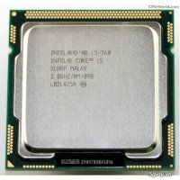 Bán Cpu Intel Core I5-760 (2.8Ghz, 8M L3 Cache, Bus Speed 2.5Gt/s, Socket 1156)
