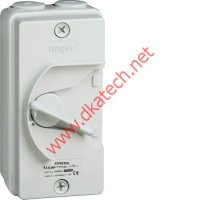 Cầu Dao Cách Ly Hager Jg463In-Ip66