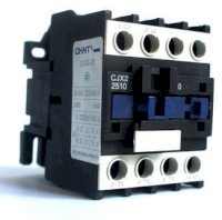 Cung Cấp Contactor Chint Model : Cjx2 - 2510