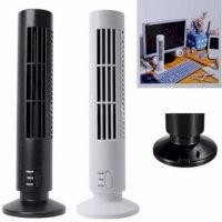 Quạt tháp mini tower fan cổng usb