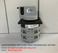 Công Tắc Tay Vặn, Bc09/8Zm, Sontheimer Vietnam - Song Thanh Cong Autho - Stc Vietnam Autho