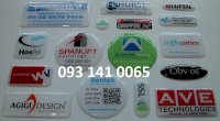 In Decal Hologram , Decal Sữa, Decal Giấy, Decal 7 Màu