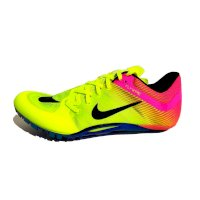 Giày Nike Zoom Jafly 2 Sprint Track Spikes Volt Pink Olympics Rio Size Us 4.5 New