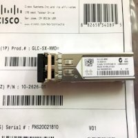 Cisco Glc-Sx-Mmd 1000Base-Sx Sfp Transceiver Module For Mmf