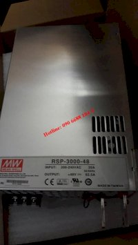 Bộ Nguồn Mean Well Rsp-3000-48