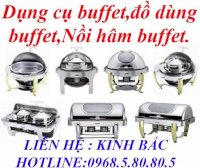 Chafing Dish, Soup Chafing Dish Buffet ,dụng Cụ Buffet,đồ Dùng Buffet , Dụng Cụ Buffet