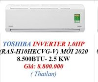 Máy Lạnh Toshiba ( Made In Thailand)