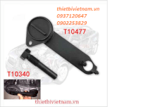 Bộ Cân Cam T10477 2Pcs Engine Tool Set For Vw Engine Timing Tools For New Jetta/Santana/Gran Lavida/Golf 7