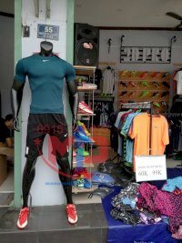 Thanh Lý Mannequin Thể Thao Sport