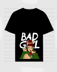 Áo Thun Local Brand Bad Girl