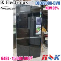 Tủ Lạnh Electrolux Eqe6909A-Bvn Side By Side 695L