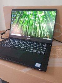 Laptop Dell Latitude E7390 (Likenew), Full Box...!!
