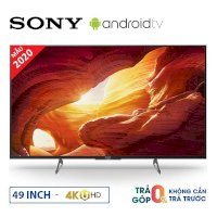 Tivi Sony Kd-49X8500G/s 49 Inch Android Tv 4K Ultra Hd Mẫu 2019