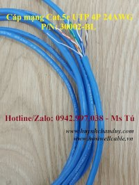 Cáp Mạng Lan Cat.5E - Utp, Ftp, Sftp, Patch Cable - Hosiwell Cable/thái Lan