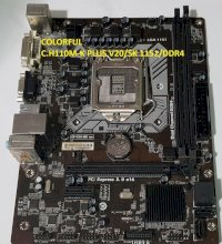 Main Colorful C.h110M-K Plus V20 Sk 1151/ddr4, Giá Rẻ