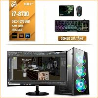Pc Gaming Tầm Trung Mr-09