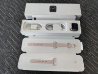 Apple Watch Sr5, 40Mm, Gold Alu Pink, Full Box, Likenew 99% (Fixx Nhẹ)