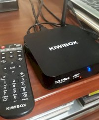 Bán Kiwibox S3 Plus. 4K
